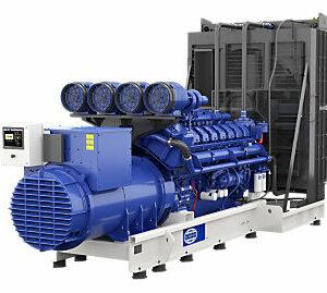 P2000-1 / P2000-1E GeniWatt Groupe électrogène diesel FG Wilson