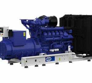 P1250P3 / P1375E3 50 Hz GeniWatt Groupe électrogène diesel FG Wilson