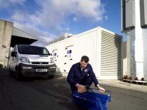 Services Réparation Dépannage GeniWatt Groupe électrogène FG Wilson