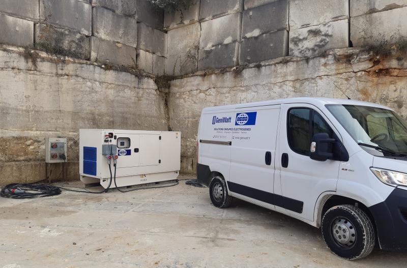 Maintenance GeniWatt Groupe électrogène FG Wilson